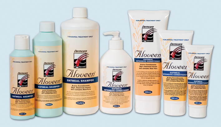 Aloveen shampoo products