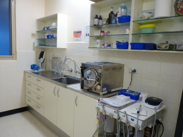 Pet Doctor Surgery Room