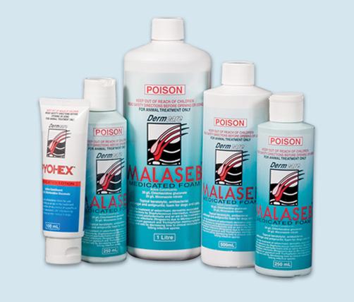 Malaseb Medicated Foam