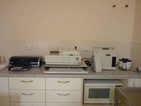 Pathology Centre at Pet Doctor Vet