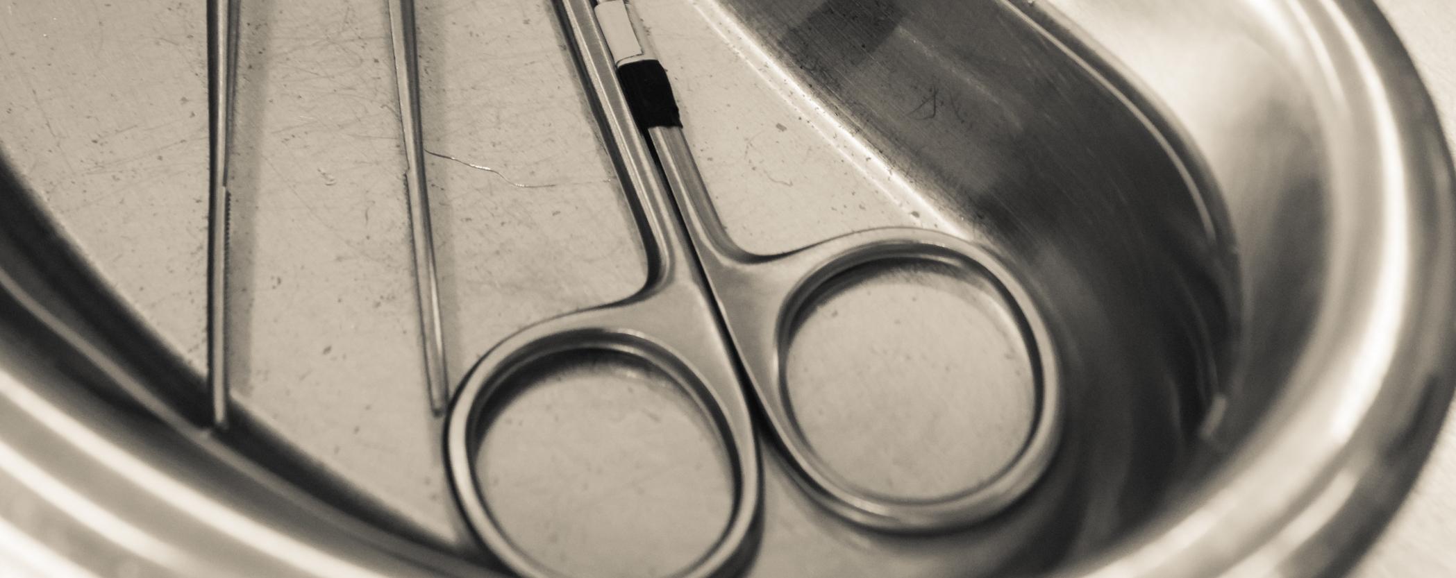 vet medical scissors
